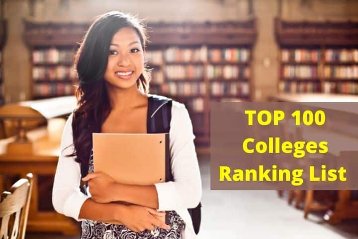 Top 100 Colleges in United State 2021