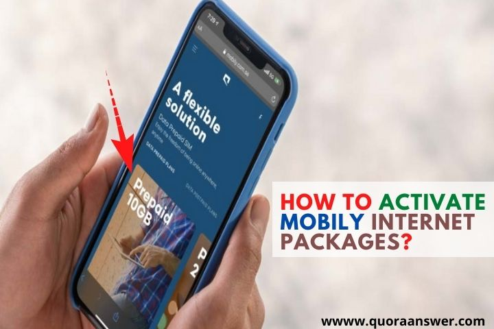 How to Activate Mobily Internet Packages