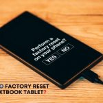 How To Factory Reset The Nextbook Tablet?